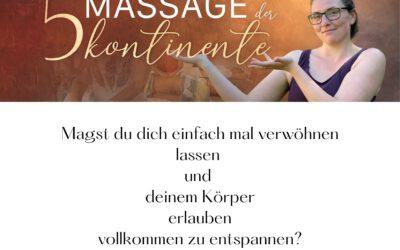 Massage der 5 Kontinente
